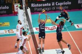 Volley A1: Il Gi Group Monza batte 3 a 0 il Revivre Milano
