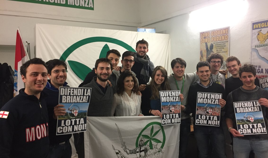 i Giovani Padani di Monza