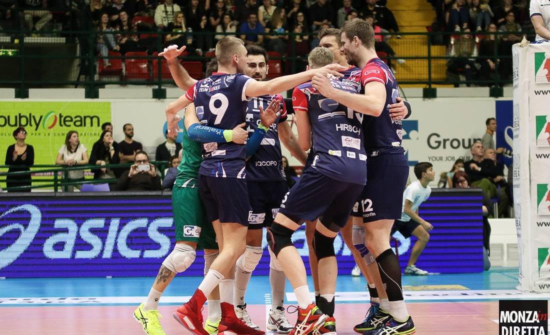 Monza Trento Volley