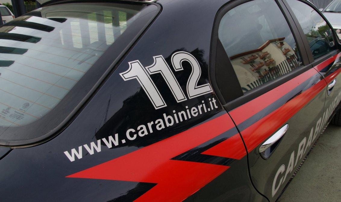 carabinieri vimercate