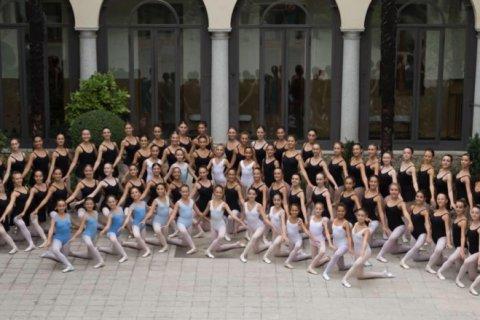 accademia ucraina di balletto