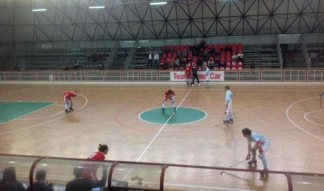hockey monza B vs Roller Monza