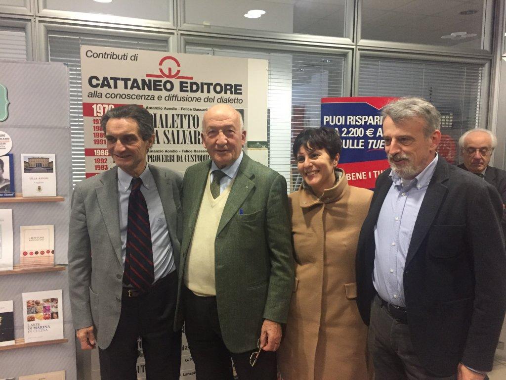 Fontana alla Cattaneo editore