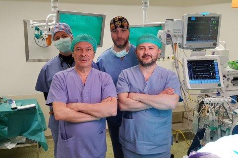 chirurgia colorettale