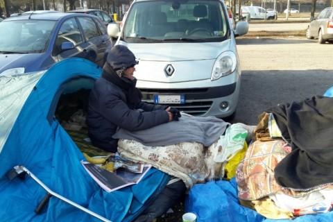 clochard Monza
