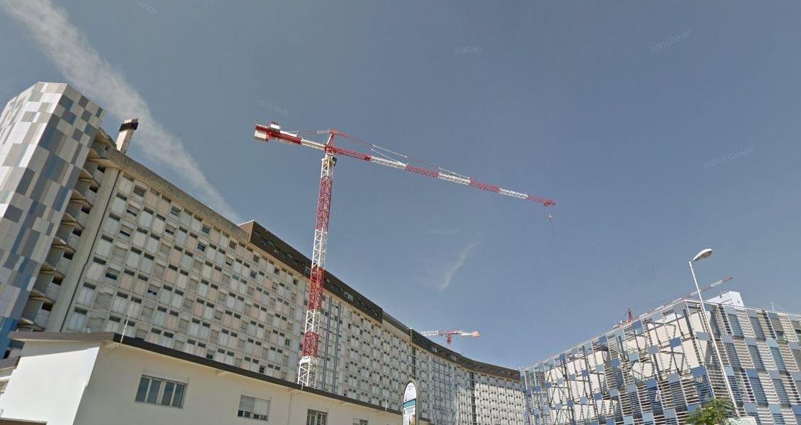 cantieri ospedale Monza