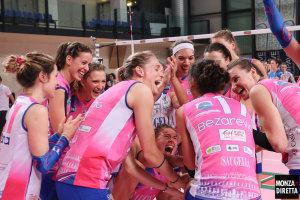 Club Italia Crai – Saugella Team Monza