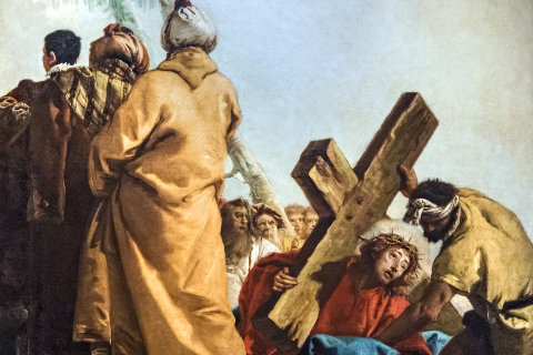 via crucis Monza