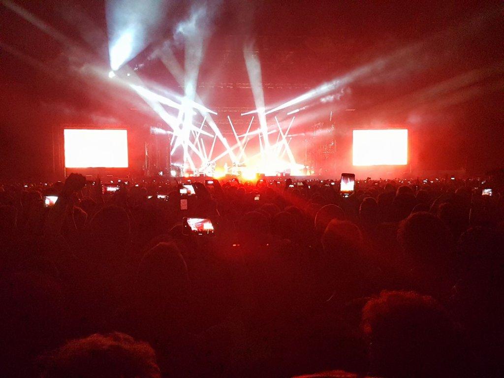 Linkin Park a Monza