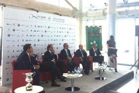 open Italia golf