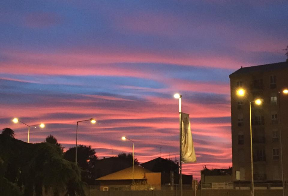 tramonti spettacolari - foto by Pamela Pirola