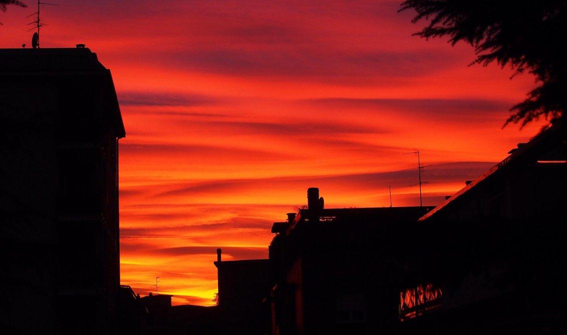 tramonti spettacolari - foto by Antonio Balconi