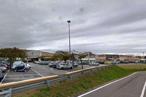Il centro commerciale Globo di Busnago