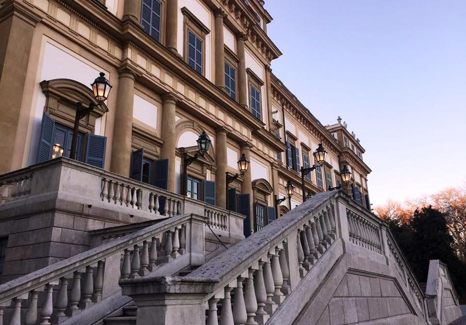 Monza la Villa Reale