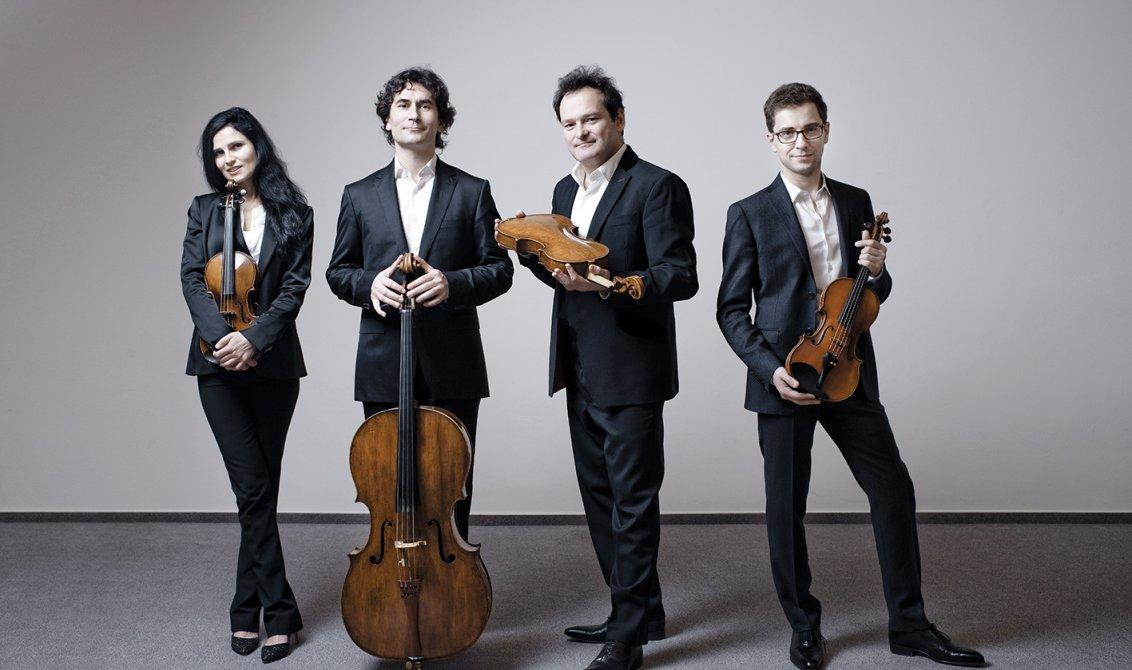Belcea Quartet Photo: Marco Borggreve