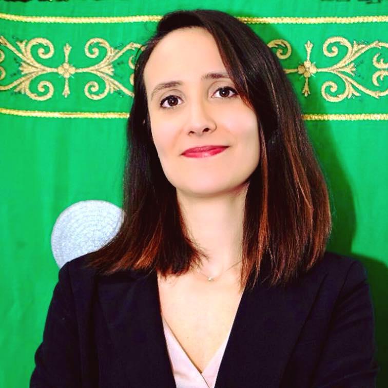 L'Assessore Regionale Martina Cambiaghi