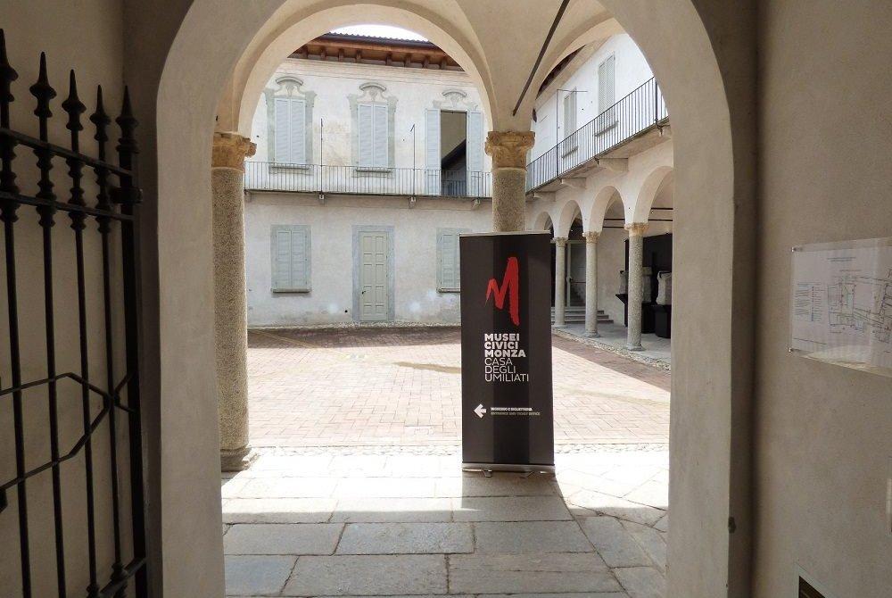 monza musei