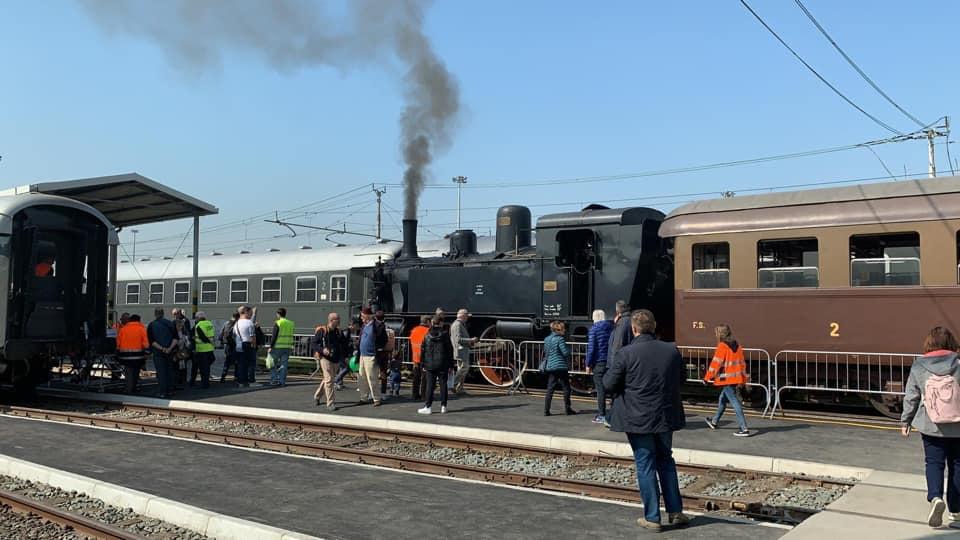 Calendario Treni Storici 2020.Lario Express Treno Storico Da Milano A Como E A Lecco
