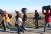 Migranti (credit Agi.it)
